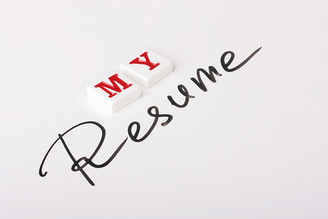 name of resumes