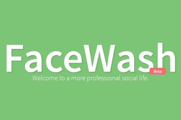 FaceWash-App