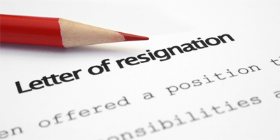 It Doesnu0027t Matter How Much You Like Or Dislike The Company You Are Working  For, When You Resign From Your Job You Must Always Write Your Resignation  Letter ...  Writing Resignation Letter